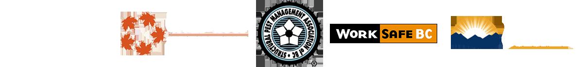 SPMA BC Logo PNG | Phantom Pest Control Vancouver